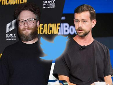 Seth Rogen Says Twitter CEO Jack Dorsey Doesn't 'Give a F**k' About Verifying White Supremacists
