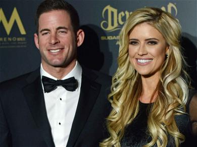Tarek and Christina El Moussa Agree Not to Let Anyone Trash the Other in Front of Kids