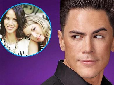 'Vanderpump Rules' Star Tom Sandoval Breaks Silence On Stassi & Kristen's Firing