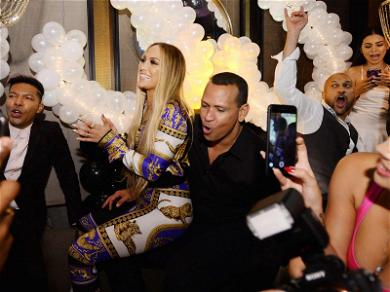 JLo Throws Star-Studded VMA After-Party Following Vanguard Win