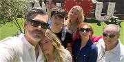 Brandi GlanvilleSpends Easter With Leann Rimes, Eddie Cibrian, And Sons