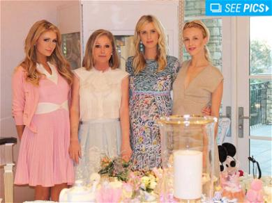 Nicky Hilton's Gorgeous 'Tea Party' Baby Shower Thrown by Paris and Kathy