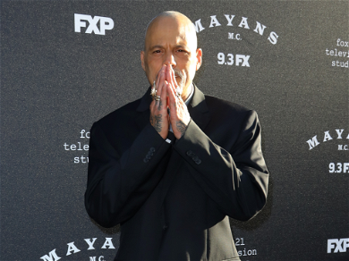 'Sons Of Anarchy' Star David Labrava Shared A Ton Of Photos From The 'Mayans' Premiere
