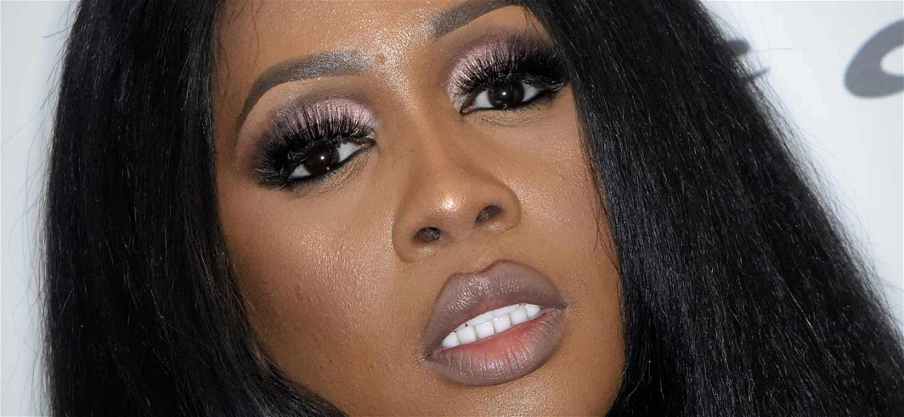Remy Ma Agrees to Turn Over Financial Records About Tamar Braxton's Husband After Being Found in Contempt