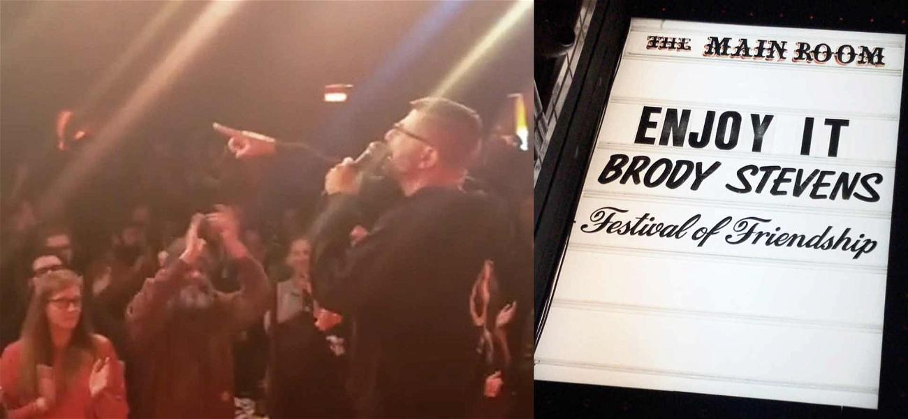L.A. Comics Pay Tribute to Brody Stevens While Raising Thousands for Charity