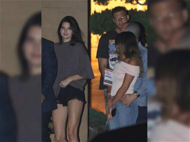 Kendall Jenner and Blake Griffin Go Back to Back