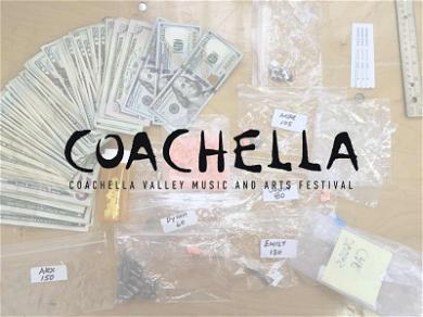 Dozens Arrested For LSD, Pills, Cocaine and Fake IDs At Coachella