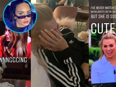 Demi Lovato Hilariously Narrates 'The Bachelorette' While Watching With Mom