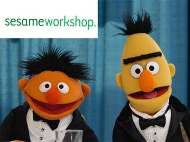 'Sesame Street' Fires Back Over Burt & Ernie: They Are Not Gay!