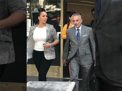 'Basketball Wives' Star Gloria Govan Asks Court to Give Back Custody of Kids with Matt Barnes (UPDATE)