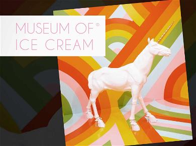 Museum of Ice Cream Sued for Allegedly Ripping Off Iconic Unicorn Design