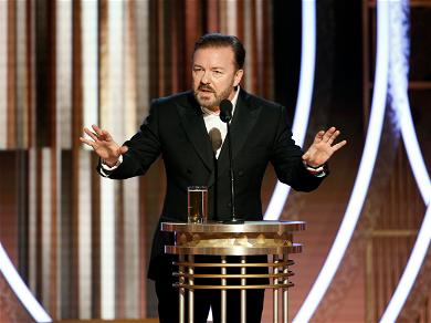 Ricky Gervais Has A Message For People Who Didn't Like His Golden Globes Jokes