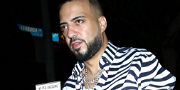 French Montana Sued For Sexual Battery, Woman Says She Was Drugged At His LA Home