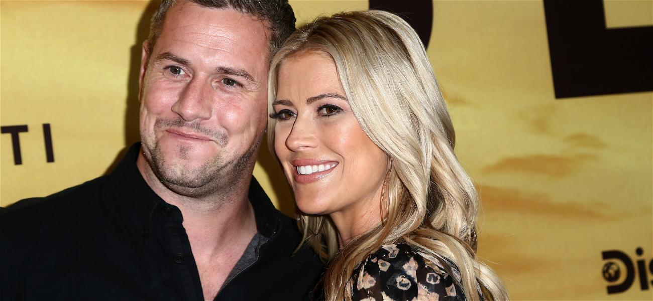 'Flip or Flop' Star Christina Anstead ATE Her Placenta After Giving Birth To Newborn Son