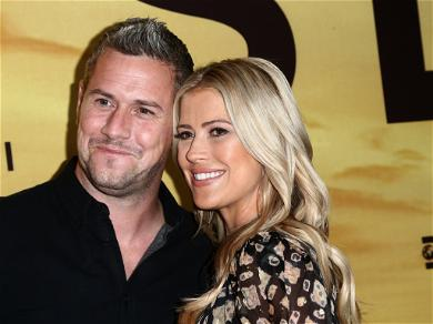 'Flip or Flop' Star Christina Anstead Chronicles Baby's Journey Leaving Hospital
