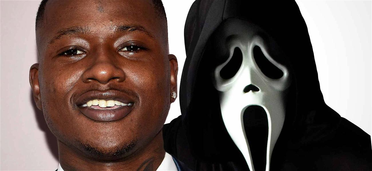 NBA Star Terry Rozier Fights Back Against Costume Company Suing Him Over 'Scream' Mask