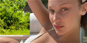Bella Hadid Poses Naked With Handbag, Fans Say It's What They 'Need'