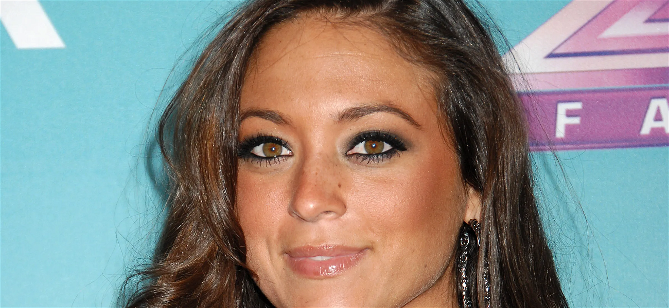 'Jersey Shore's' Sammi 'Sweetheart' Giancola Ditches Engagement Ring, Is It Over?