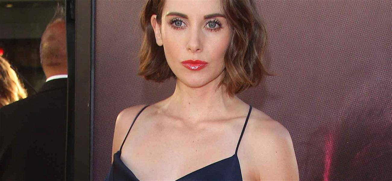 Alison Brie Threatens Legal Action Over Stolen Nude Photos