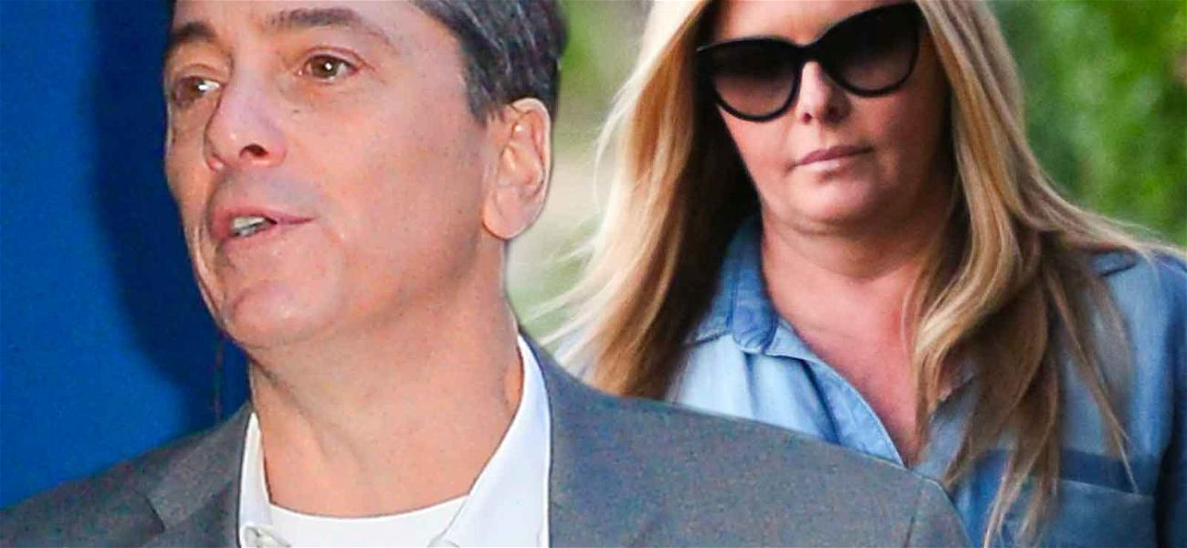 Scott Baio 'Looking Forward' to LAPD Investigation After Nicole Eggert Files Report