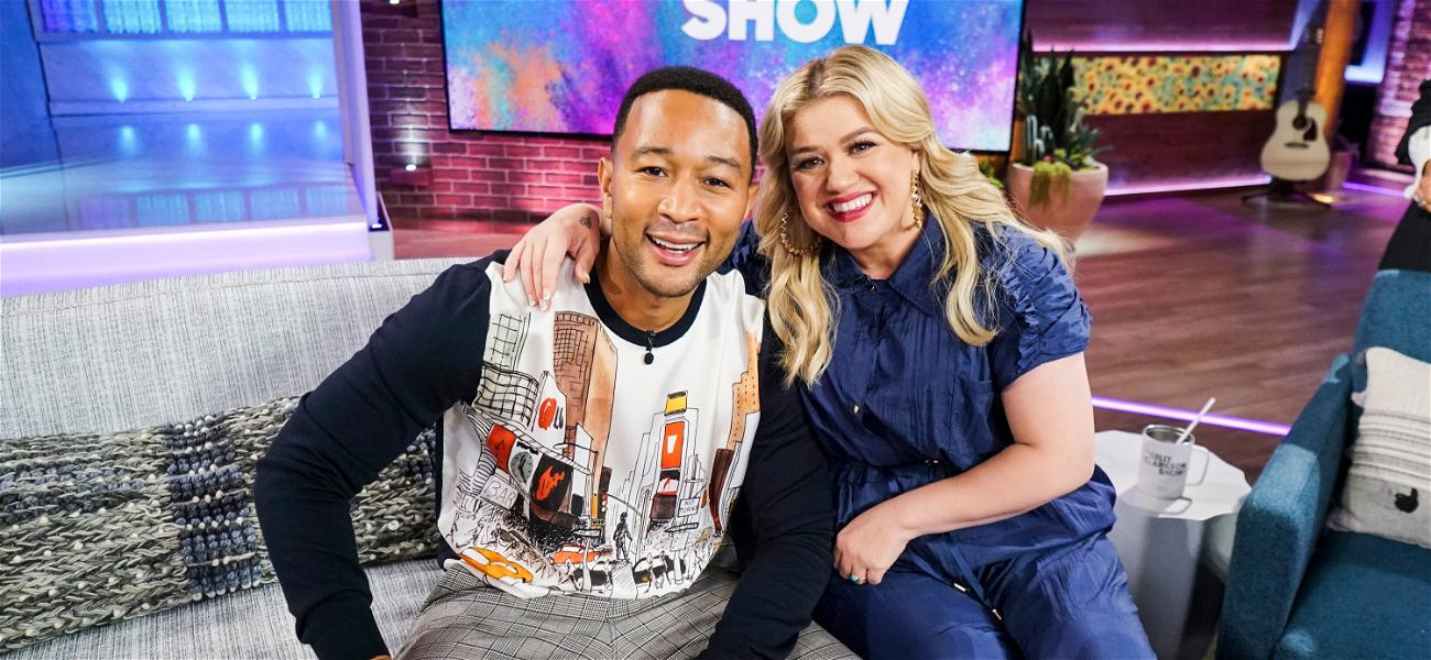 Kelly Clarkson And John Legend Remake 'Baby, It's Cold Outside' With Less Rapey Lyrics
