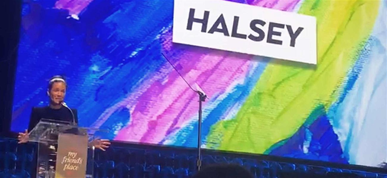 Halsey Contemplated Having Sex for Money When She Was Homeless