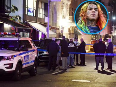 Concerns Over Tekashi's Entourage As Two Are Charged With Gang Assault After Shooting