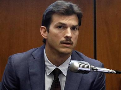 Ashton Kutcher Testified He Was Worried About Fingerprints On Doorknob of Slain Friend in Murder Trial