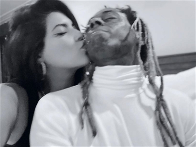 Lil' Wayne's New Model Girlfriend Shares More KISSING On Instagram — See The Sexy Photos!!