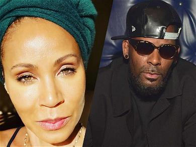 Jada Pinkett Smith Baffled by R. Kelly Spotify Surge Since Documentary: 'What am I Missing?'