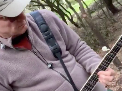 Steve Martin's Banjo In The Woods Video Is Exactly What You Need To See During Coronavirus Quarantine!