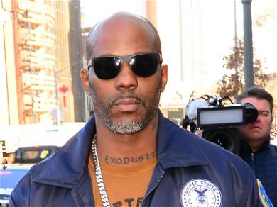 DMX Sentenced to One Year in Prison for Tax Fraud