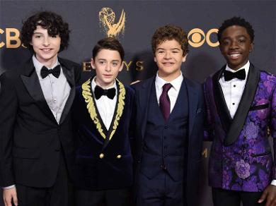'Stranger Things' Boys Win Best Dressed in Our Hearts
