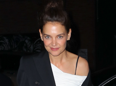 Katie Holmes Really Likes Making Out With Her New Boyfriend Emilio Vitolo Jr In Public