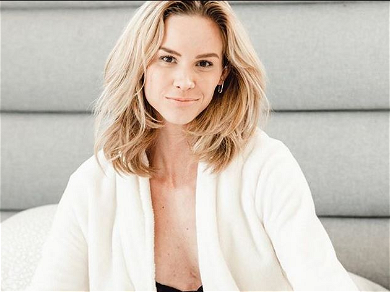 Meghan King Edmonds Dances To 'Single Ladies' Wearing Only A Pillow On Instagram
