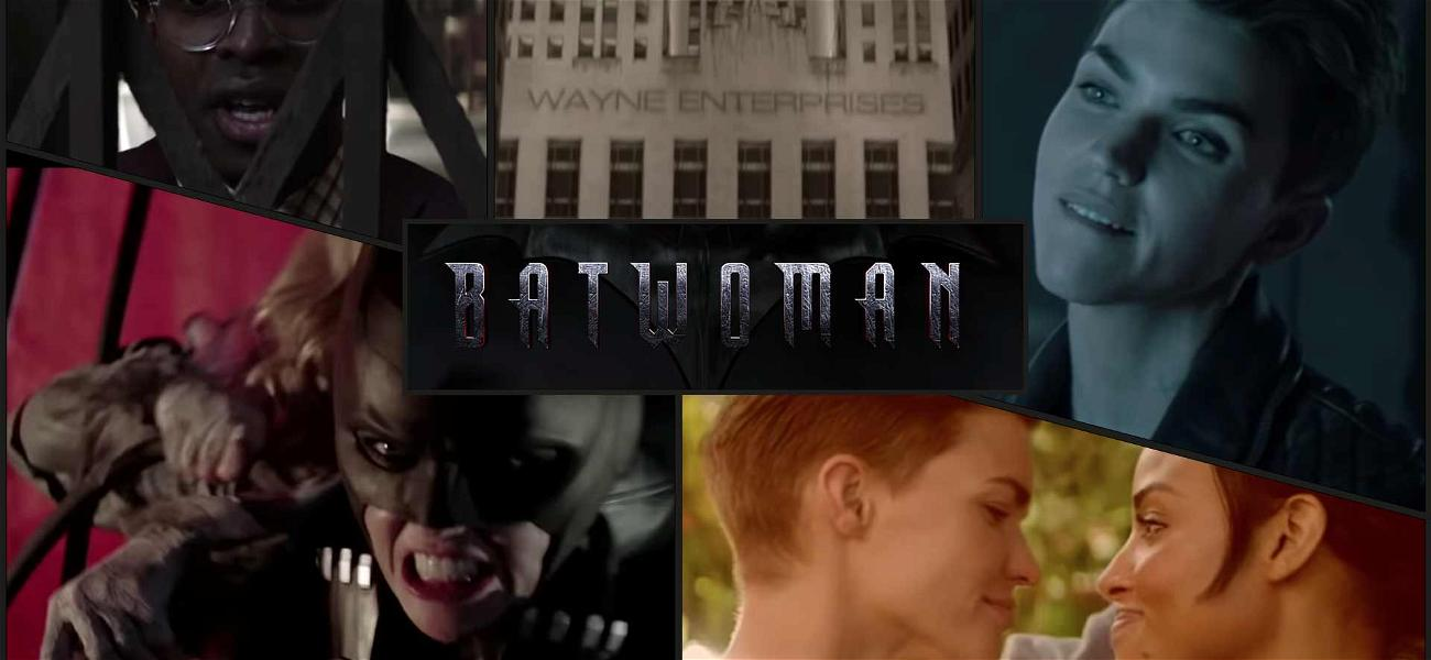 Ruby Rose Kicks Gotham's Butt in First Look at 'Batwoman'