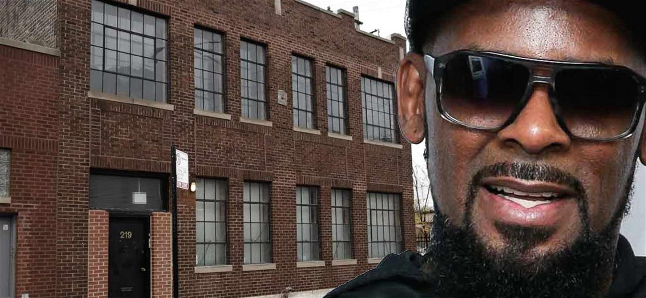 R. Kelly Is Currently Being Evicted from Chicago Music Studio