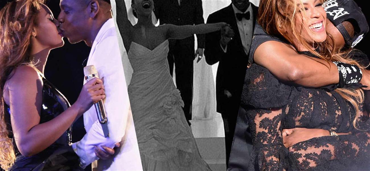 Happy 10th Wedding Anniversary, Beyoncé & Jay-Z!