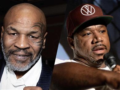 Mike Tyson & Wack 100 Did NOT Come to Blows During Podcast … Just Genius PR