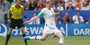 Megan Rapinoe Fires Back At Draymond Green Over Equal Pay Comments