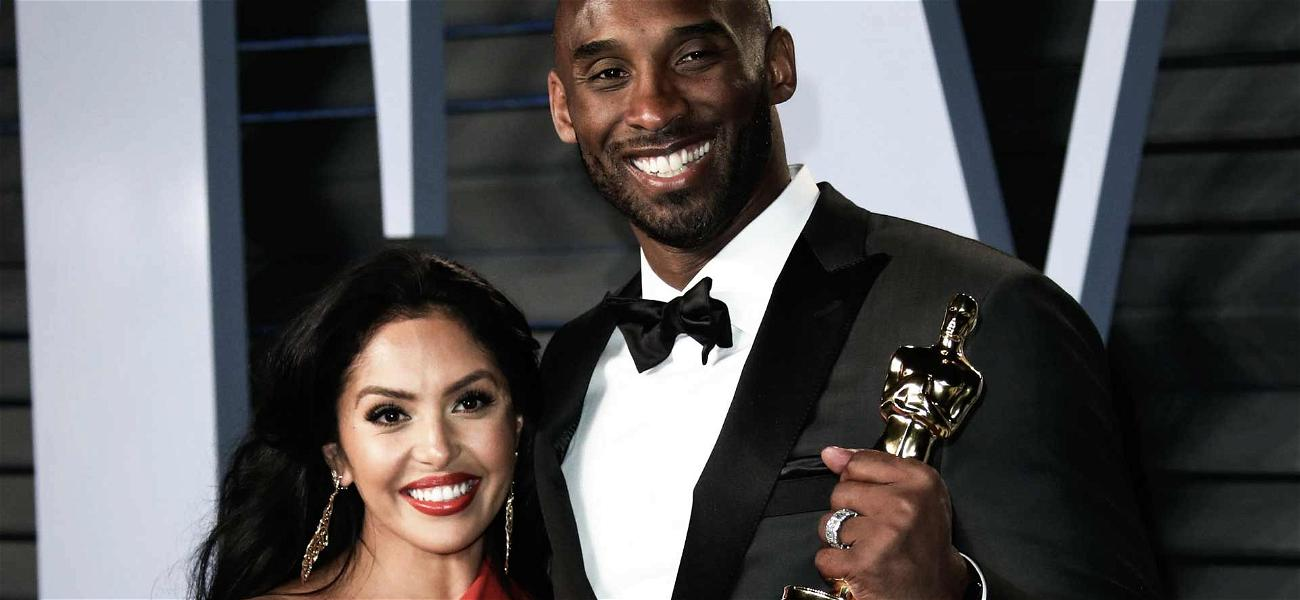 Vanessa Bryant's Emotional Reaction To Kobe & Gigi Tribute At First Lakers Game Since Deaths