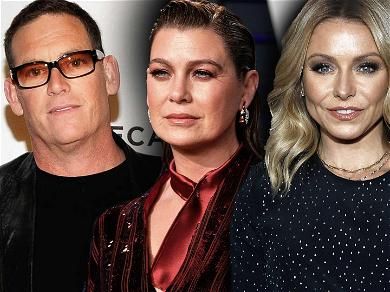 Ellen Pompeo Backs Kelly Ripa in Feud With 'Bachelor' Creator: 'We Don't Attack Successful Women on Our Network'
