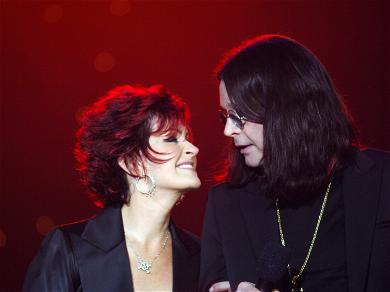 Sharon Osbourne Thanks Fans For 'Outpouring Of Love' After Announcement Of Ozzy's Parkinson's Diagnosis