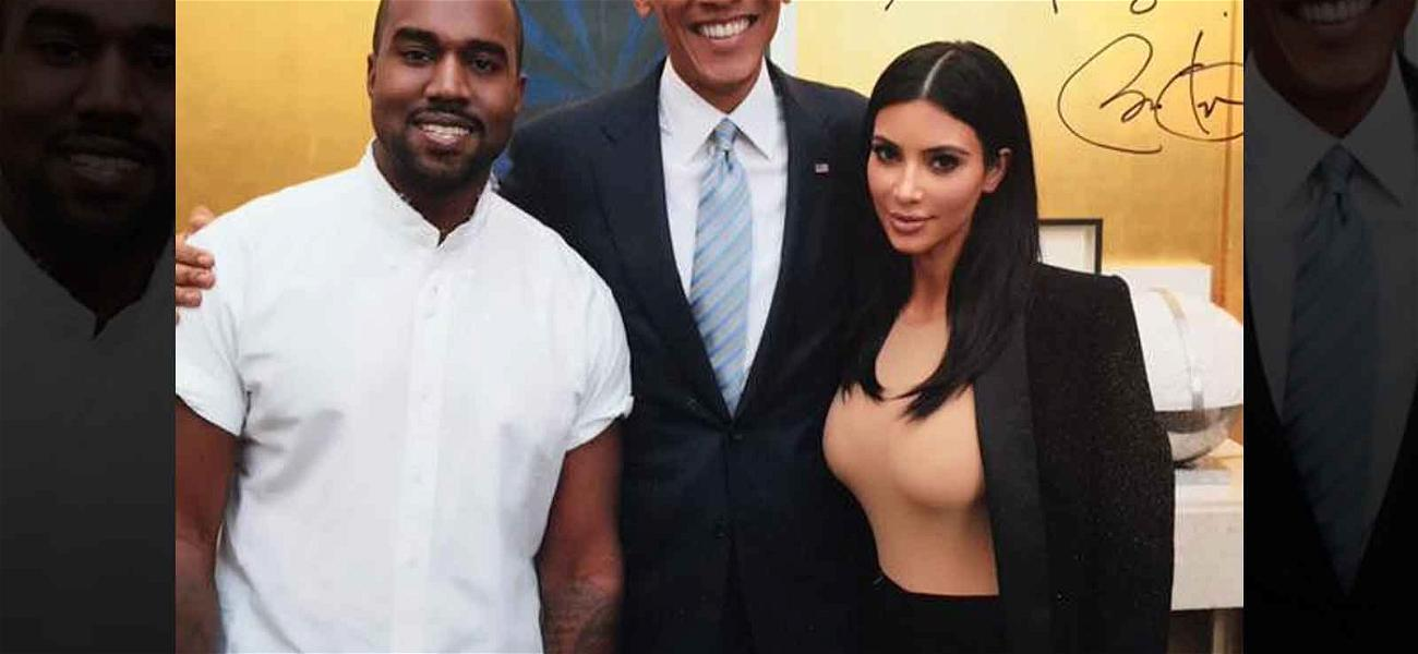 Kanye Says Barack Obama Didn't Do Anything to Help Chicago