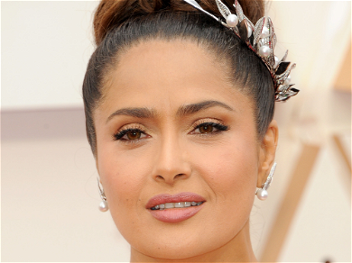 Salma Hayek Shares 'GORGEOUS and GOLDEN' Throwback For Goldie Hawn's Birthday