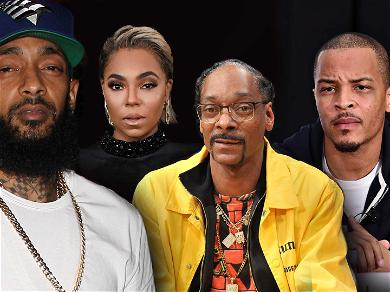 Nipsey Hussle Tributes Continue to Pour in from Celebrity Friends Following Death