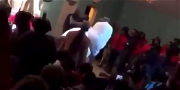 Kanye West Did Not Fall Off a Horse During Sunday Service, But the Video Is Hilarious