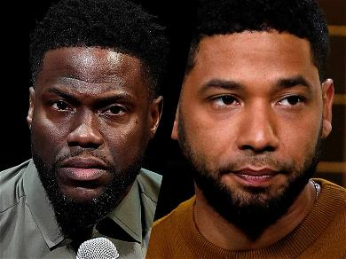 Kevin Hart Slammed By Critics For Speaking Out About Jussie Smollett Attack (UPDATE)