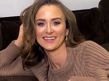 'Teen Mom' Leah Messer Strips To Mesh Bra With 'Dignity' Talk