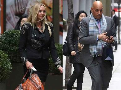 Russell Simmons Accuser Lands In New York for Megyn Kelly Show & NYPD Meeting
